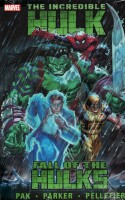 Incredible Hulk Paperback - Fall of Hulks 2