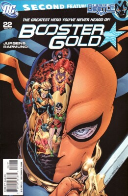Booster Gold 22