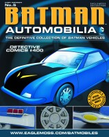 DC Batman Automobilia Collection Magazin + Modell 5:...