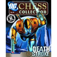 DC Comics Chess Collection Magazin + Statue 36:...