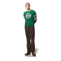 Big Bang Theory Pappaufsteller (Stand Up) - Sheldon (187 cm)