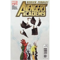 Avengers Academy 39