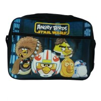 Star Wars Angry Birds Umhängetasche Gruppenbild...