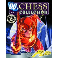 DC Comics Chess Collection Magazin + Statue 41: Flash...
