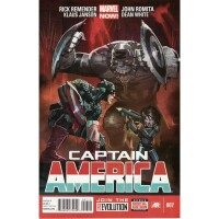 Captain America 7 (Vol. 7)