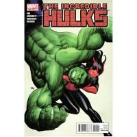 Incredible Hulks 629