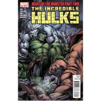 Incredible Hulks 631