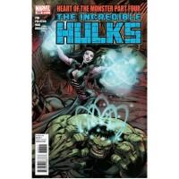 Incredible Hulks 633