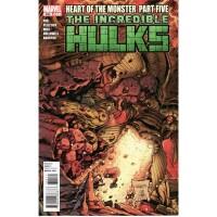 Incredible Hulks 634