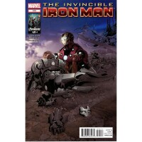 Invincible Iron-Man 515