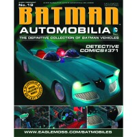 DC Batman Automobilia Collection Magazin + Modell 19:...