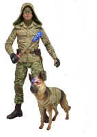 Kick Ass 2 Serie 2 Actionfigur: Colonel Stars & Stripes