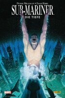 Namor - Marvel Graphic Novel, Exklusivausgabe Hardcover...