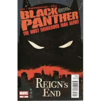 Black Panther Man without Fear 529
