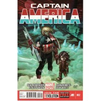 Captain America 2 (Vol. 7)