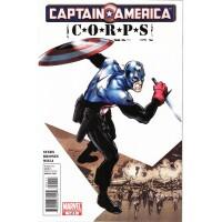Captain America Corps 1