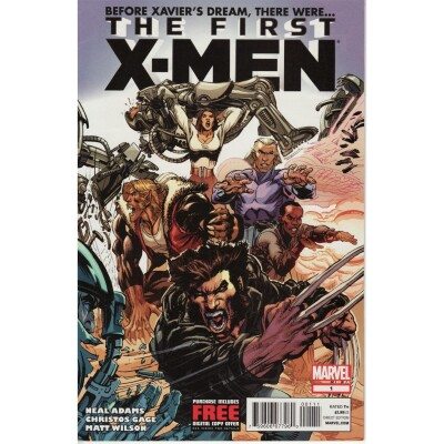 The First X-Men 1