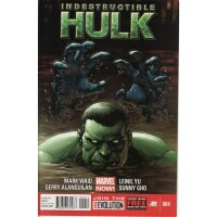 Indestructible Hulk 4