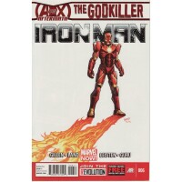 Iron Man (Vol. 5) 6