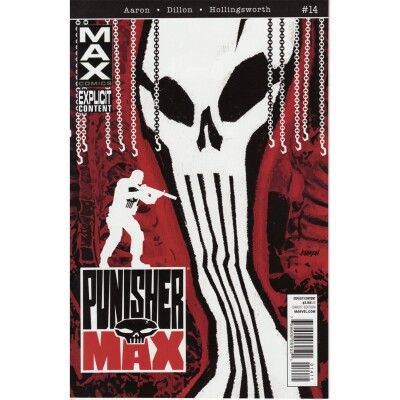 Punisher MAX 14