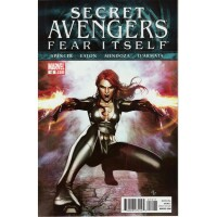 Secret Avengers 15 (Vol. 1)