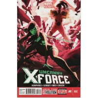 Uncanny X-Force 3 (Vol. 4)