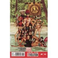Avengers Arena 6