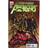 New Avengers 19 (Vol. 2)