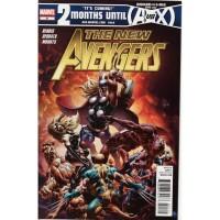 New Avengers 21 (Vol. 2)