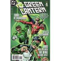 Green Lantern Secret Files and Origins 1