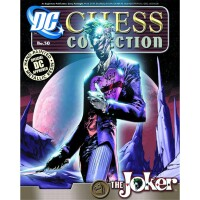 DC Comics Chess Collection Magazin + Statue 50: Joker...