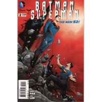 Batman Superman 2 (2nd Printing)