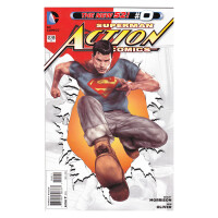 Action Comics (Vol. 2) 0