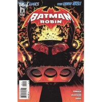 Batman and Robin (Vol. 2) Heft  2