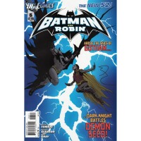 Batman and Robin 6 (Vol. 2)