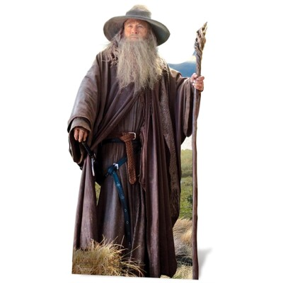 Der Hobbit Pappaufsteller (Stand Up) - Gandalf (191 cm)