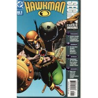 Hawkman Secret Files & Origins 1