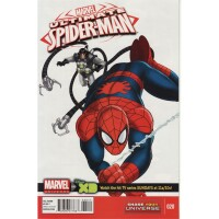 Marvel Universe Ultimate Spider-Man 20