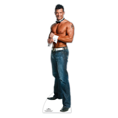 Chippendales Pappaufsteller (Stand Up) - Nathan (190 cm)