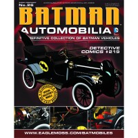 DC Batman Automobilia Collection Magazin + Modell 26:...