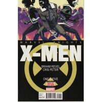 Marvel Knights X-Men 1