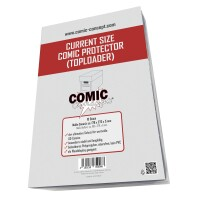 Comic Concept 10x Current Size Comic Protector Toploader