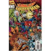 Lethal Foes of Spider-Man 4 (of 4)