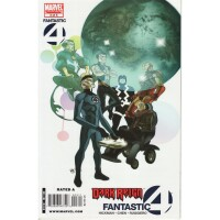 Dark Reign Fantastic Four 3 (of 5)