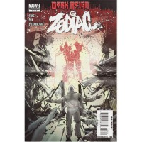 Dark Reign Zodiac 3 (of 3)