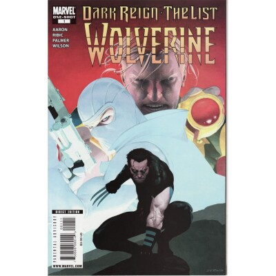 Dark Reign The List 4 Wolverine