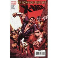 Dark Reign The List 5 X-Men