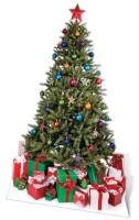 Weihnachtsbaum Pappaufsteller (Stand Up) - Christmas Tree...