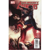 Mighty Avengers 27