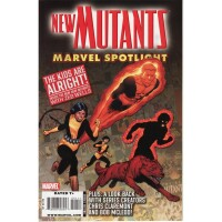 Marvel Spotlight New Mutants